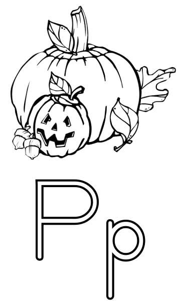 pumpkin coloring page printable worksheets  kids