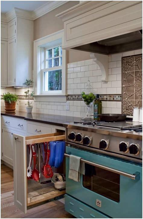 kitchen utensil storage ideas 15 practical utensil storage ideas for your kitchen