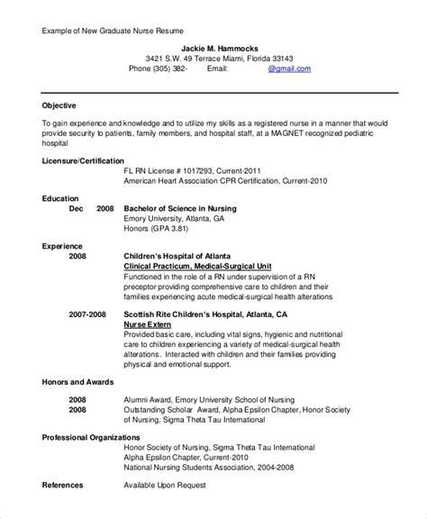 sle registered resume 9 exles in word pdf