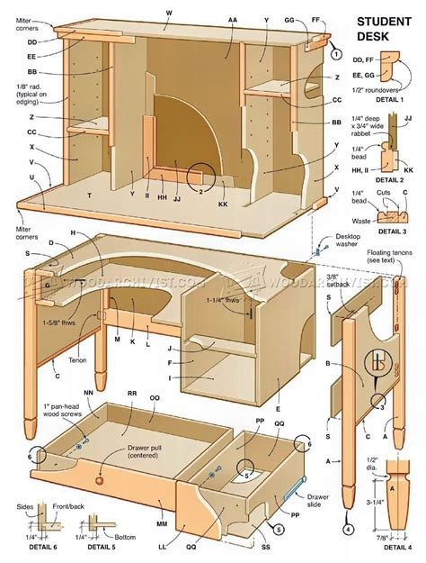 Free Woodworking Plans For Childrens Furniture