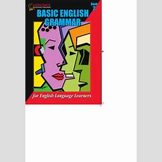 Basic English Grammar, Book 2 (kids