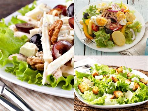 5 Different Types of Salads: Don't Forget to Savor Them - Urban Tandoor