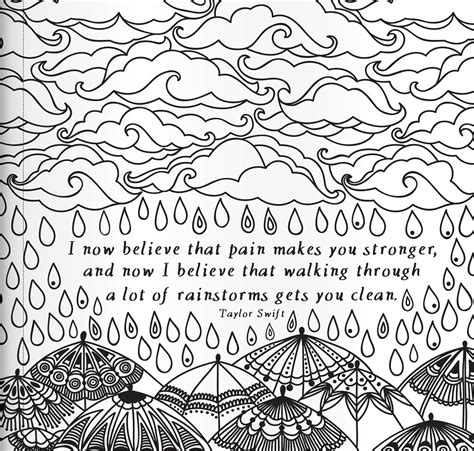 Coloring Quote Pics by My Is Like A Singing Bird Inspiring Quotes To