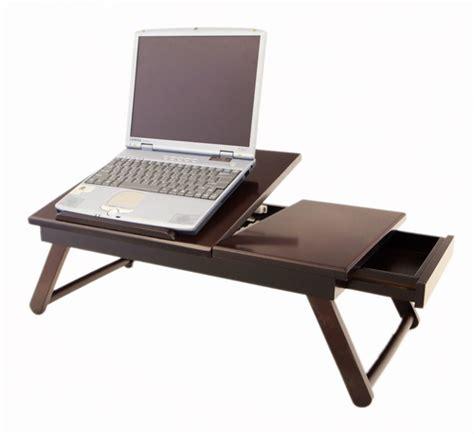 best laptop lap desk laptop desk wooden portable notebook computer table bed