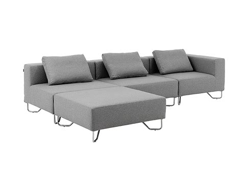 canapé softline canapé composable lotus by softline design stine