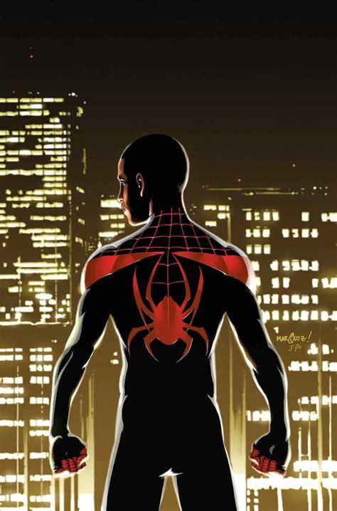 Comic Frontline Marvel First Look Miles Morales