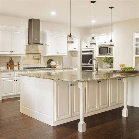 benjamin moore simply white cabinets kitchen painting projects dramatic before and after photos 321 | White cabinets painted in Benjamin Moore OC 117 Simply White Paper Moon Painting Austin