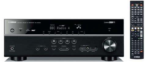yamaha rx  dab av receiver schwarz amazonde audio
