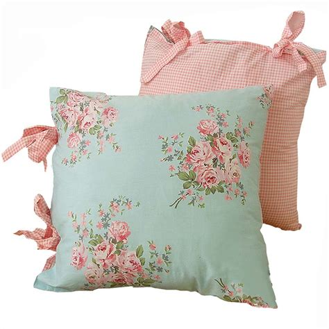 shabby chic cushions shabby chic pillow