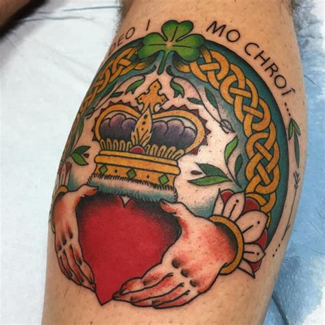 55+ Best Irish Tattoo Designs & Meaning - Style&Traditions ...