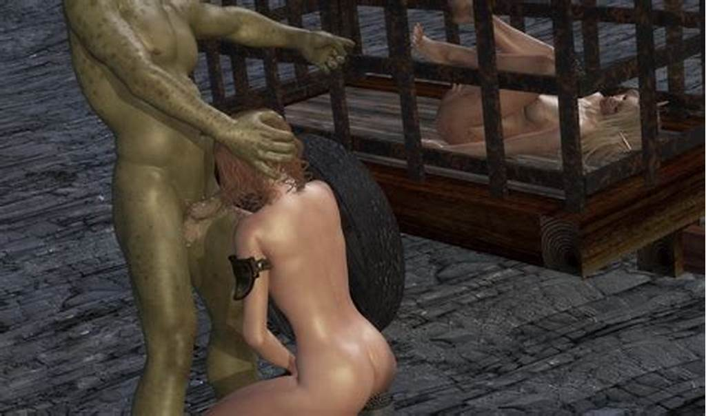 #Elf #And #Furry #Bdsm #Lesbo #Orgy #In #The #Castle #At