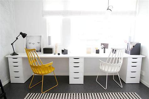 aménagement d un bureau à la maison décoration bureau a la maison