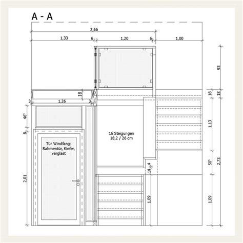 Treppe Planen stiege berechnen formel treppen verziehen im grundriss skizze