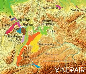 4 Animated Relief Maps Of Europe U0026 39 S Famous Wine Regions