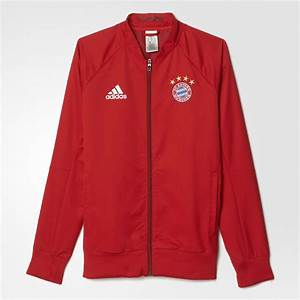 Adidas Fc Bayern : adidas fc bayern munich anthem jacket mens red football ~ Kayakingforconservation.com Haus und Dekorationen