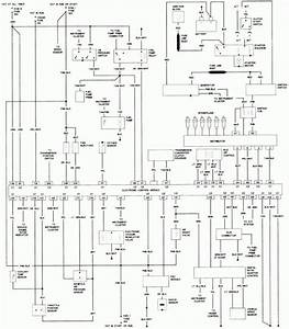 12  98 Chevy S10 Truck Electrical Diagram -
