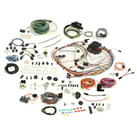 1968 Chevy Truck Wiring Harnes by 1967 68 Chevy Truck C10 American Autowire Classic Update