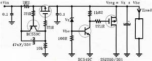 Shunt Reg Circuit
