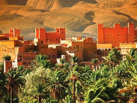 Marrakech To Fes Desert Tour Via Merzouga Dunes In 3 Days