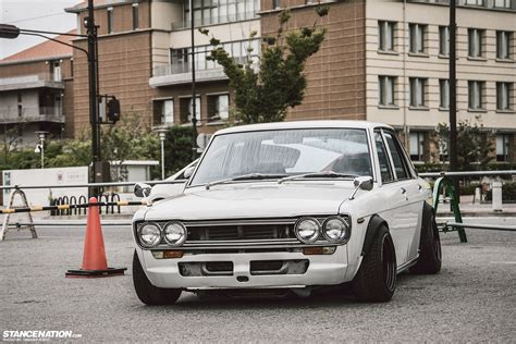 Slammed Datsun 510 by Reason Enough Dominic Le S 1971 Datsun 510 Coupe