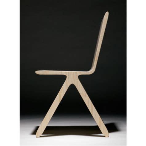 chaise bois design modele chaise en bois le monde de léa