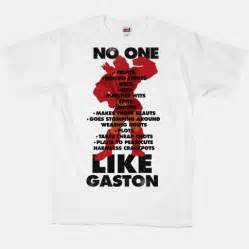 Gaston Beauty and the Beast Quotes