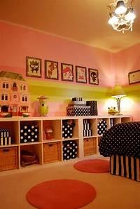 toddler room ideas Cute Toddler Girl Bedroom Decorating Ideas - Interior design