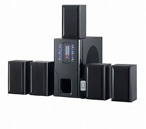 China 5 1 Home Theater Speaker System  La-e5020