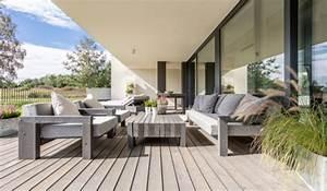 Comment Aménager Une Terrasse Extérieure : actualit s natilia ~ Melissatoandfro.com Idées de Décoration