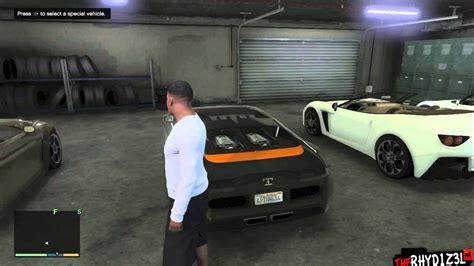 My Gta 5 Garage Walkthrough  Tesla, Bugatti, Aston Martin
