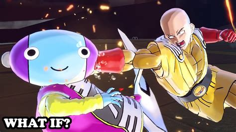 zeno insults saitama saitama unlocks ultra instinct