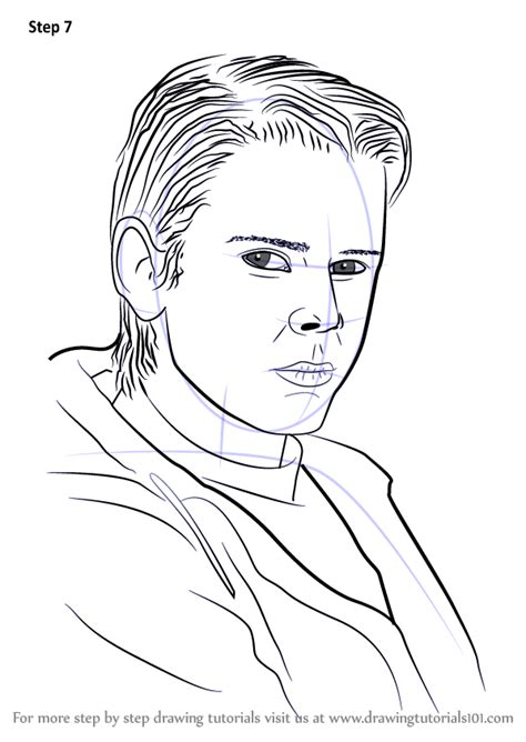 learn   draw ponyboy curtis   outsiders  people step  step drawing tutorials