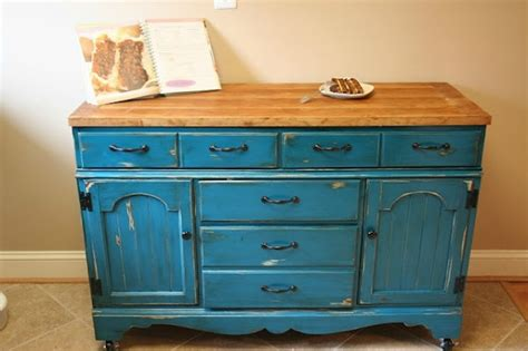 how to turn a dresser into a kitchen island 10 ways to upcycle an dresser 9935