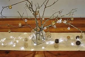 Table Decoration Stick Christmas Tree Be A Fun Mum