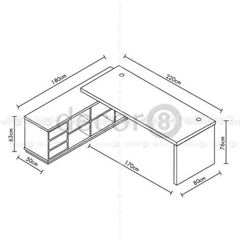 tolomeo desk l sizes l shaped office desk dimensions whitevan