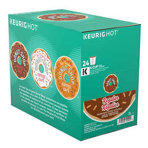 Donut House Regular Coffee ? 96 K Cup Pods for Keurig Brewers