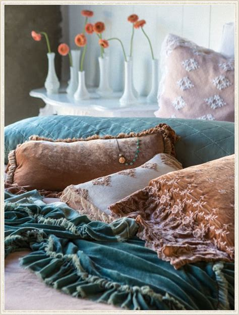 shabby chic velvet blanket 25 best ideas about romantic bedding on pinterest shabby chic beds vintage bed frame and