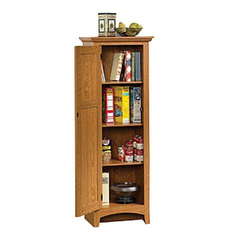 sauder summer home tall pantry kitchen storage home