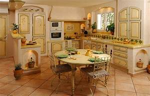 deco cuisine style provencale With cuisine equipee style provencale