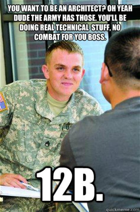 Army Recruiter Meme - army recruiter meme