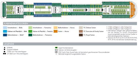 msc divina deck plan 11 msc divina 1000 kreuzfahrten