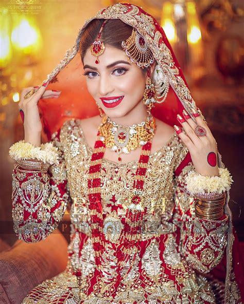 Beautiful Actress Kinza Hashmi Latest Bridal Photo Shoot