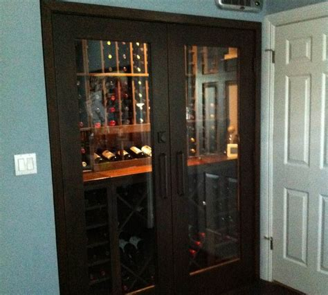 wine cellar international convert closet to wine cellar