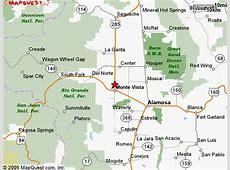 Monte Vista Colorado Map My blog