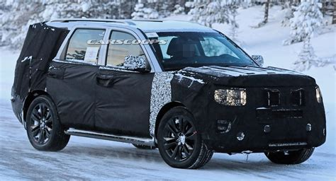 2020 Kia Mohave by 2020 Borrego Prototype Suggests Kia Is Finally Readying A