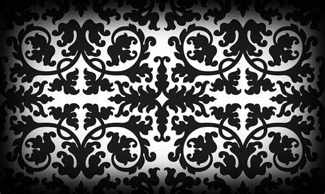 Black And White Chandelier Wallpaper