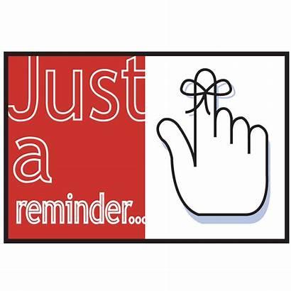 Reminders Important Reminder Dates Clipart Date Parents