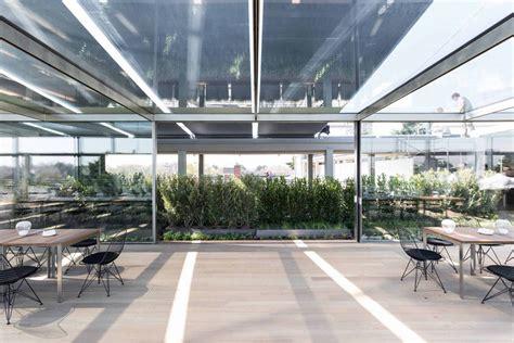 terrazza giardino pensile realizzazione giardino pensile per ristorante lombardia