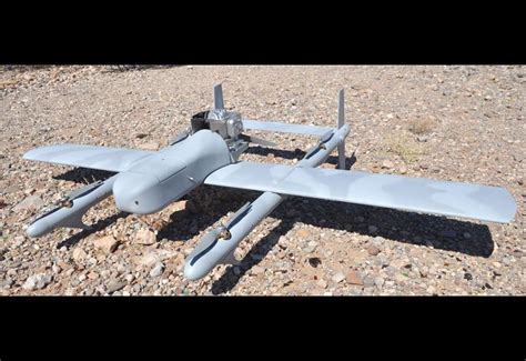 latitude engineering hq  hybrid quadcopter vtol unmanned aerial vehicle uav united states