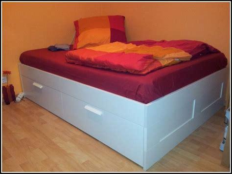 Ikea Brimnes Bett  Betten  House Und Dekor Galerie